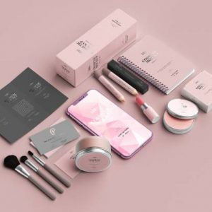 Ecommerce Cosmetic Home