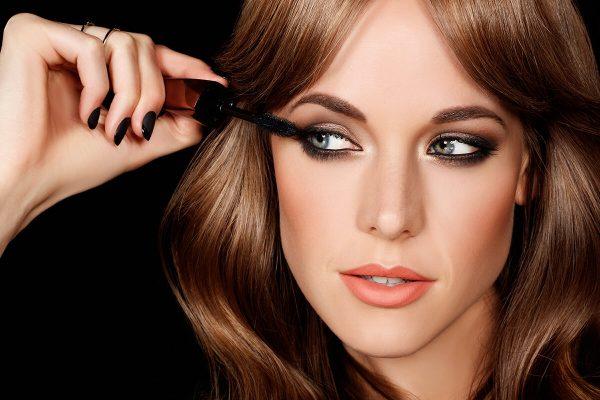Dark Smokey Eye Makeup
